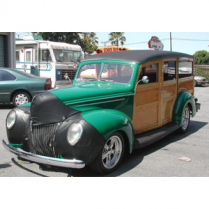 1941 Ford Truck Bug Screen