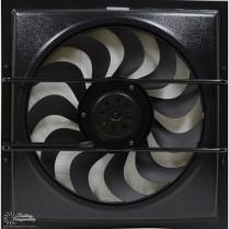 """17"""" Electric Fan with 20-1/2""""W x 20-1/2""""H Shroud"""