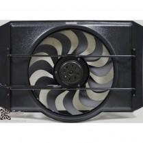 """15"""" Electric Fan with 26""""W x 16""""H Shroud"""