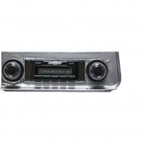 1964 Chevy Chevelle, ElCamino & Malibu USA-230 Radio