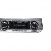 1964 Chevy Chevelle, ElCamino & Malibu USA-630 Radio
