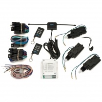 Commander 10K Remote System and Three PDR-1