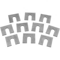Universal GM 3 mm Body Shims - 10 Piece Kit