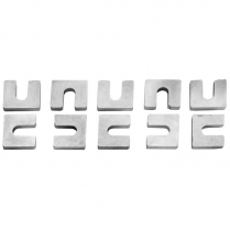 Universal GM 6 mm Body Shims - 10 Piece Kit