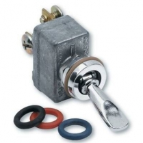 Toggle Dimmer Switch with Accent Ring
