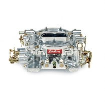 Perfomer 800 CFM Square Bore Manual Choke Carb - Satin