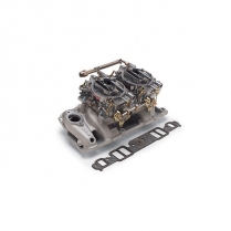 Big Block Chevy RPM Dual Manifold/Carb Kit- Endura