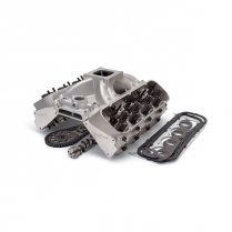 Total Power Package Top End Kit for 57-86 SB Chevy RPM 410HP