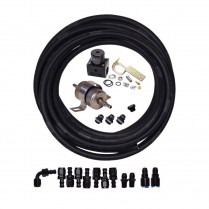 EFI Fuel Line Kit with Bypass Regulator
