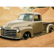 1947-54 Chevy & GMC Pickup Chassis - Builders Special