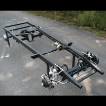 1947-54 Chevy & GMC Pickup Complete - Roller Frame