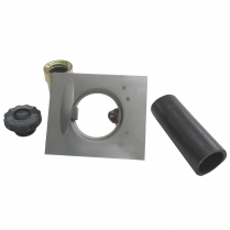 Fuel Filler Door Kit with Flat Face without Box Enclosure