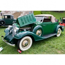 1933 Buick 50 Series Mustang II IFS Crossmember