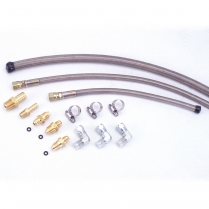 Stainless Braided Hose Kit for GM Remote Reservoir