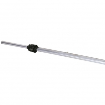 "Collapsible Shaft, 30"" Slip Joint - Plain Steel"