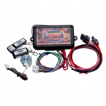 Programmable Keyless Ignition - Dash Mounted
