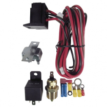 Electric Fan Wiring Kit - 40 Amp