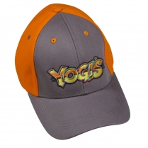 Yogi's Ball Cap - Orange / Gray