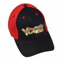 Yogi's Ball Cap - Red / Black