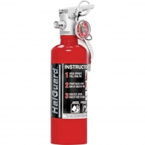 1.4 Lb HalGuard Fire Extinguisher - Red