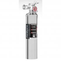 2.5 Lb HalGuard Fire Extinguisher - Chrome