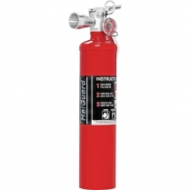 2.5 Lb HalGuard Fire Extinguisher - Red