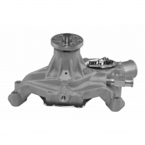 Chevy Small Block Water Pump for 1987-91 Corvette - Natural