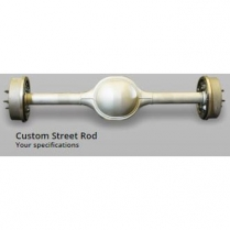 "9"" Custom Ford Rear End Housing & Performance Axles"
