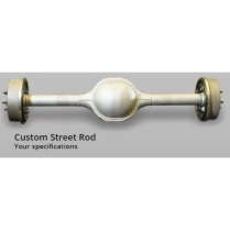 """9"""" Ford Complete Rear End Axle Kit"""