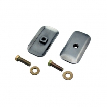 Seat Belt Anchor Plate Kit - for Lap Belts