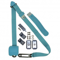 3 Point Retractable Starburst Seat Belt with Hard Arm