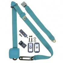 3 Point Retractable Starburst Seat Belt with Soft Arm