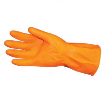 KBS Orange Lightning Nitrile Gloves - (Box of 50) - Large
