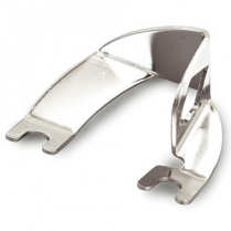 GM 350 Trans Kickdown Bracket w/o Cable - Stainless Steel