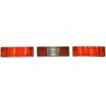 1972 Chevy Impala/ Caprice LED Tail Lights