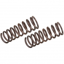 Mustang II Front Coil Springs - 375 lb Rate
