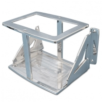 1955-56 Chevy Optima Battery Box - Clear Coat