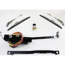 1926-27 Ford Coupe & Sedan Complete Wiper Kit