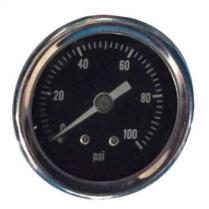Fuel Pressure Gauge - 0-100 PSI
