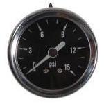 Fuel Pressure Gauge - 0-15 PSI