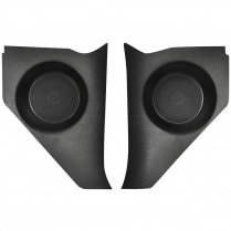 1957 Chevy Passenger Car Kick Panel Speakers - 150 Watt