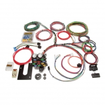 21 Circuit Classic Pickup Chassis Harness - GM Keyed Column