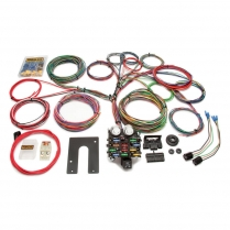 21 Circuit Classic P/U Chassis Harness - Non GM Keyed Column
