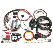 1970-72 Direct Fit Chevelle & Malibu Harness - 26 Circuits
