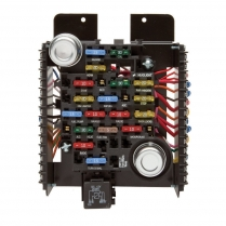 Universal Pre-Wired 20 Circuit ATO Fuse Block