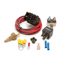 GM Gen III Fan Relay Kit - On 205 and Off 190 Degrees