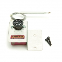 Adjustable Electric Fan Thermostat without Relay & Wiring