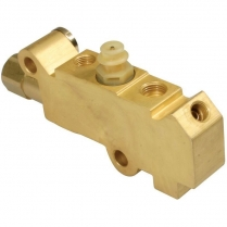 Proportioning Valve for use with Disc/Disc - Brass