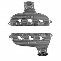Chevy Big Block Cast Iron Headers - Plain Finish