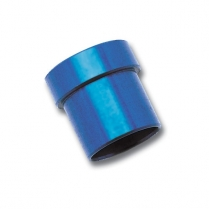 "-6 AN Tube Sleeve for 3/8"" Fuel Lines - Blue"